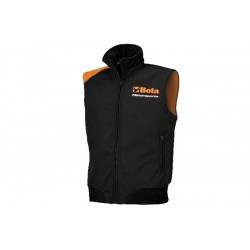 BETA 9505 XXL SOFTSHELL RACING SENZA MANICHE XXL