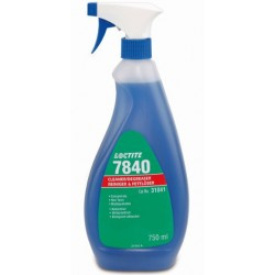LOCTITE 7840 SPRAY NATURAL BLU SGRASSATORE 750ml