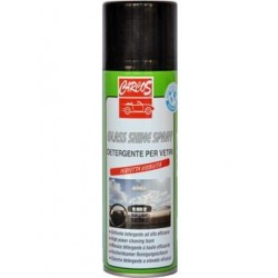CARCOS 852 PULIVETRO GLASS SHINE SPRAY 400ml