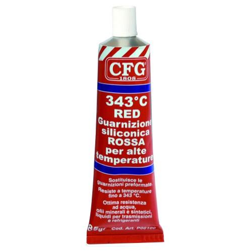 CRC-CFG P0100 PASTA ROSSA 343°C TUBETTO 85gr