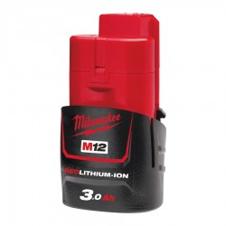 M12B3 MILWAUKEE BATTERIA 12V 3.0AH