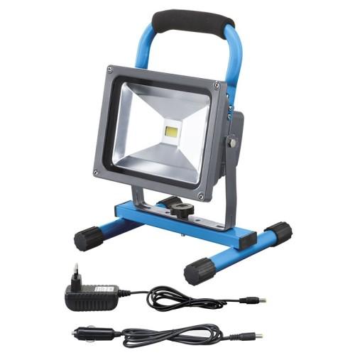 0445/20 FERVI FARETTO A LED RICARICABILE 20W 600/1450 lm