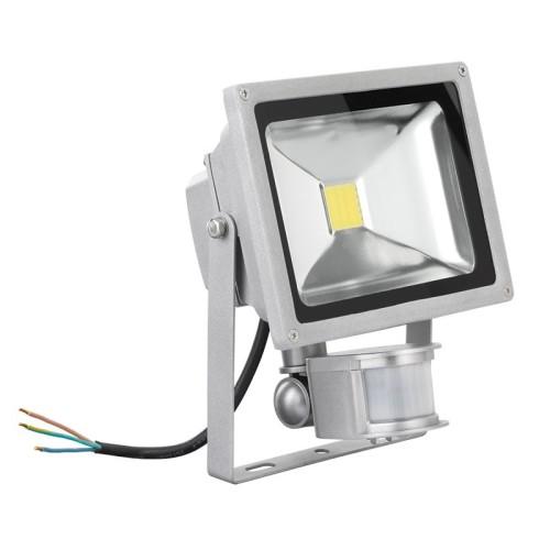 0464/20 FERVI FARETTO CON LED 20 W 1450 lm E SENSORE