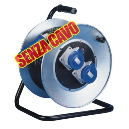 ZE-3501 AVVOLGICAVO MANUALE SENZA PRESE SENZA CAVO