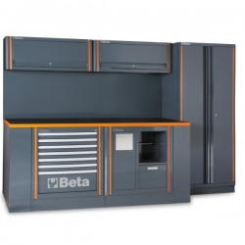 BETA C55AB COMBINAZIONE ARREDO OFFICINA RSC55