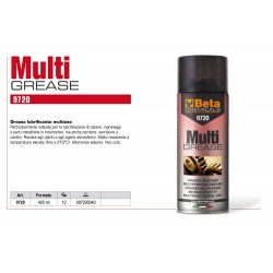 BETA 9720 MULTI GREASE GRASSO LUBRIFICANTE SPRAY MULTIUSO 400ML