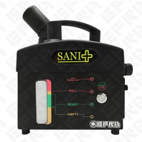 SANIFLUX XS601.00 SANIFICATORE DELL'ABITACOLO E DELL'IMPIANTO DI AREAZIONE