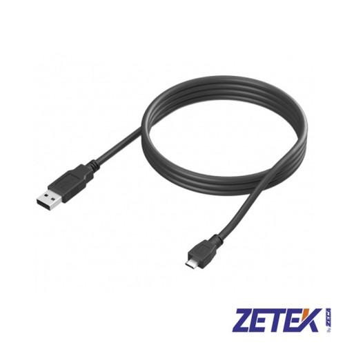 ZETEK CAVO USB DI ALIMENTAZIONE KB140 RICAMBIO