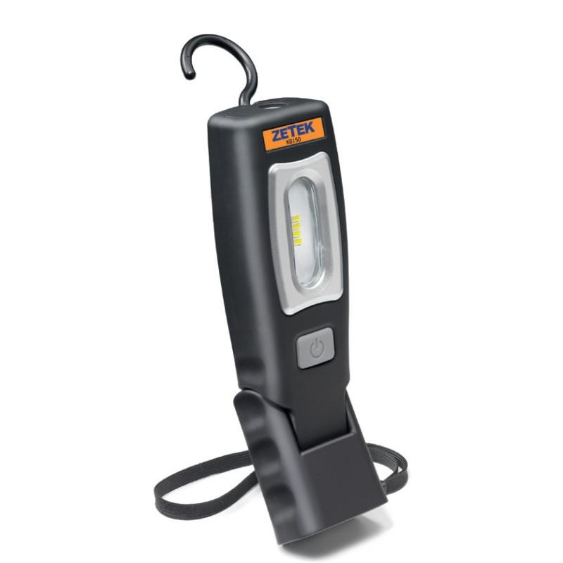 ZETEK KB150 LAMPADA 4 SMD LED + 1 CREE