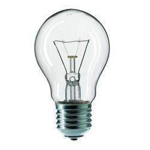 ZECA 818 LAMPADINA WATT 60-VOLT 12