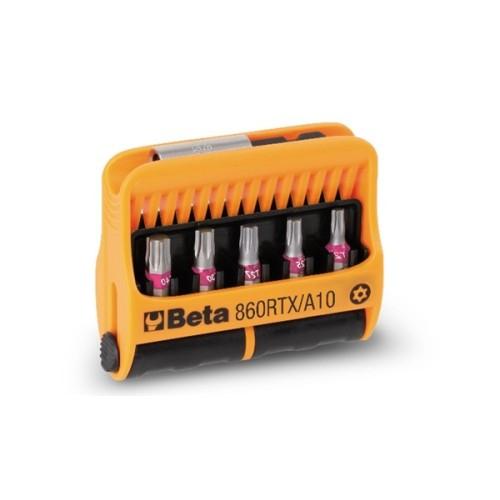 BETA 860 RTX/A10 ASTUCCI 10 INSERTI 1/4 RTX/A10