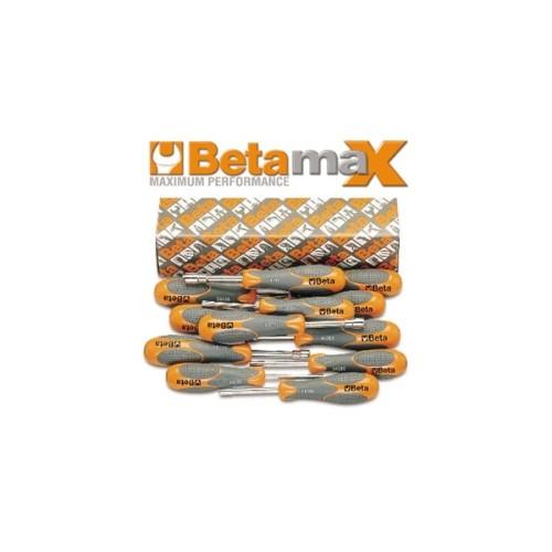 BETA 942 BX/S12 CHIAVI A BUSSOLA BMAX CORTE 12PZ BX/S12