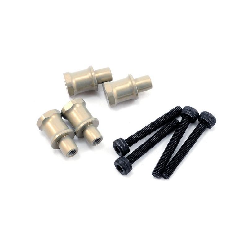 KY-IF346-04L Boccole Leggere Ammortizzatori Alluminio (4)