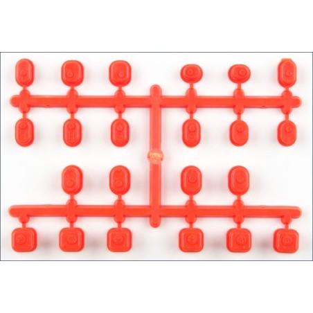 KY-IF442KO Eccentrici Boccole Leggere Sosp. Arancio Fluo - Inferno Mp9