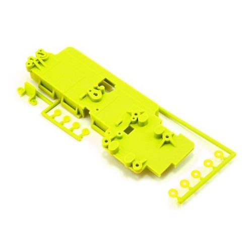 KY-IFF003KY Vano Batteria Inferno Ve Fluo Giallo