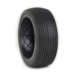 Gomme Buggy 1:8 Double Down Soft (solo gomma) (1)