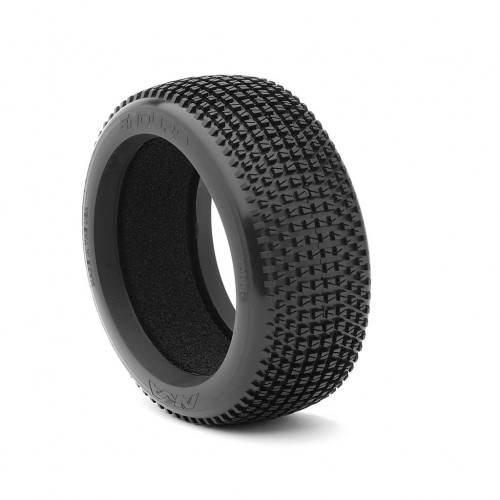 Gomme Buggy 1:8 Enduro Supersoft Long Wear (solo gomma) (1)