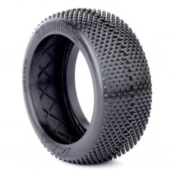 Gomme Buggy 1:8 Grid Iron Medie (solo gomma) (1)