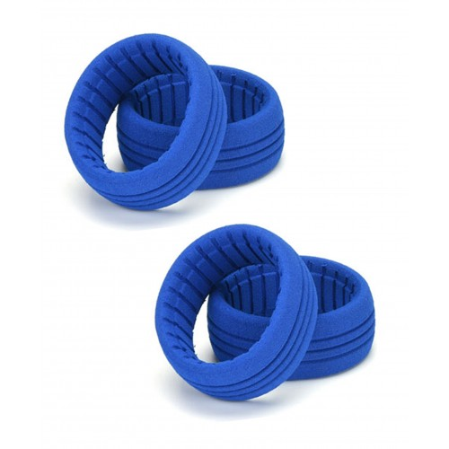 Riempimenti inserti (4) Buggy 1:8 Hot Race Tyres