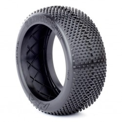 Gomme Buggy 1:8 Grid Iron II Clay (solo gomma) (1)