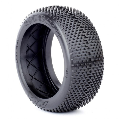 Gomme Buggy 1:8 Grid Iron II Ultra Soft (solo gomma) (1)