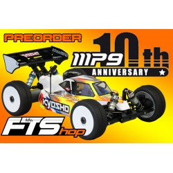 KY-33011B KYOSHO INFERNO MP9 TKI4 10TH ANNIVERSARY SPECIAL EDITION