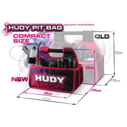 HUDY 199310  PIT BAG - COMPACT