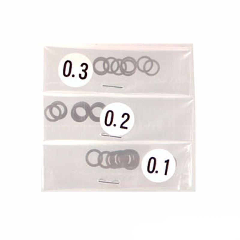 KY-96643 Rondelle 5x7mm rasamenti per frizione (30)