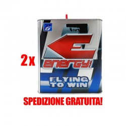 Energy Fuel 2 Taniche Miscela Competition 25% 4 litri Off Road Fuel
