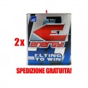 Energy Fuel 2 Taniche Miscela Competition 16% 4 litri Off Road Fuel