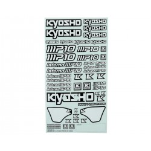 KY-IFD411 Decals Adesivi Inferno Mp10