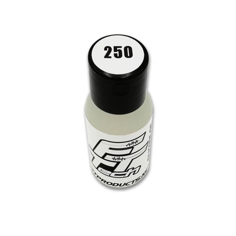 FTT-SIO250 Olio per ammortizzatori e differenziali 250 fluido al silicone