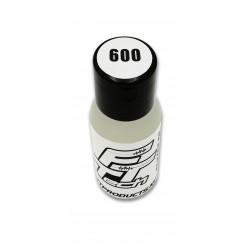 FTT-SIO600 Olio per ammortizzatori e differenziali 600 fluido al silicone