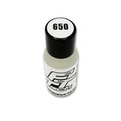 FTT-SIO650 Olio per ammortizzatori e differenziali 650 fluido al silicone