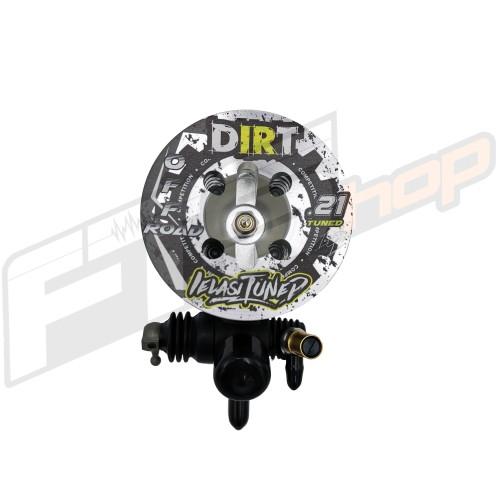 Ielasi Tuned Kit Motore DIRT Completo Di Scarico EFRA2108+