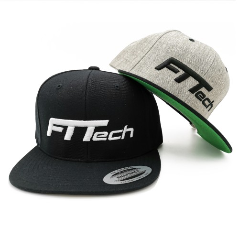 FTT-HAT Cappellino Snapback Marchiato FTTech