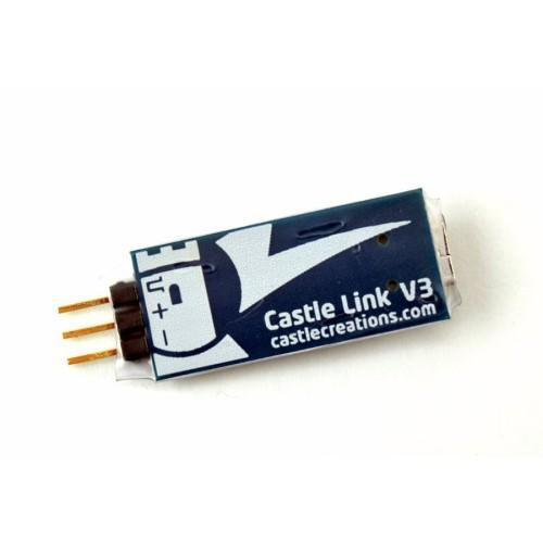 CSE011011900 Kit Di Programmazione Castle Link V3 Usb
