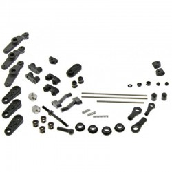 KIT MP10-026 Tiranteria supporto marmitta squadrette