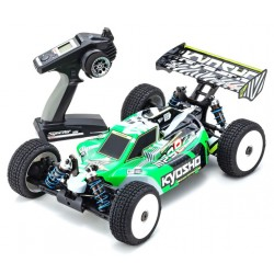 Kyosho Inferno MP9E EVO RTR V2 1:8 RC Brushless Elettrica Readyset