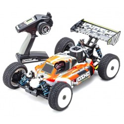 Kyosho Inferno MP9 TKI4 RTR V2 1:8 RC Nitro Readyset Motore a Scoppio KE21SP
