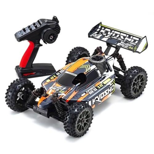 Kyosho Inferno NEO 3.0 1:8 RC Nitro Readyset Motore a Scoppio KE21SP