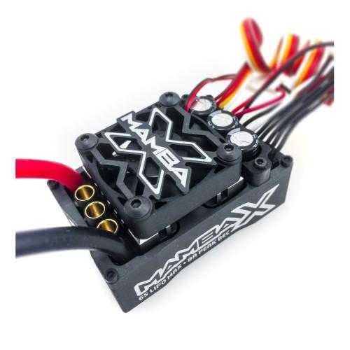 CC010015500 Regolatore MAMBA X, 25.2V WP ESC, 8A PEAK BEC, DATALOGGING