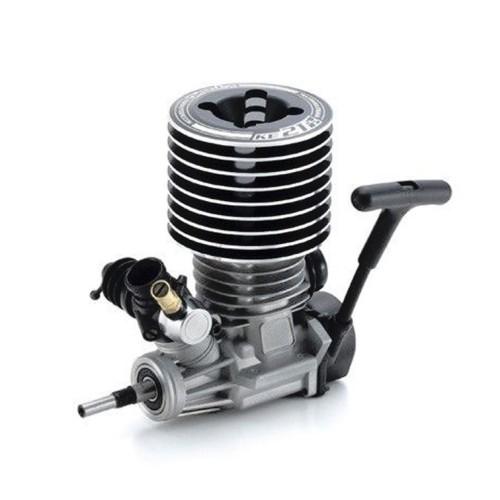 Kyosho motore a scoppio KE21SP avviamento a strappo Mp9 TKI4 V2 RTR