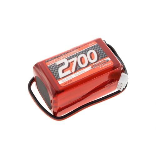 Nosram Batteria LiPo 2700 mAh 7.4V RX