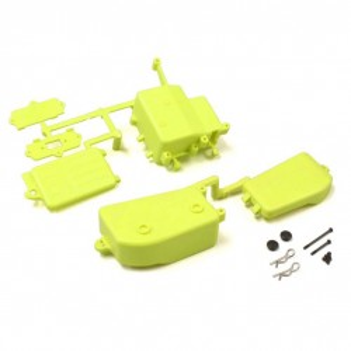 KY-IFF001KYB Box Ricevente E Batterie Giallo Mp10