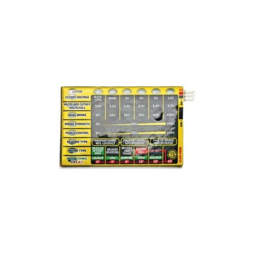 CSE010006300 Program Card Field Link Portable Programmer