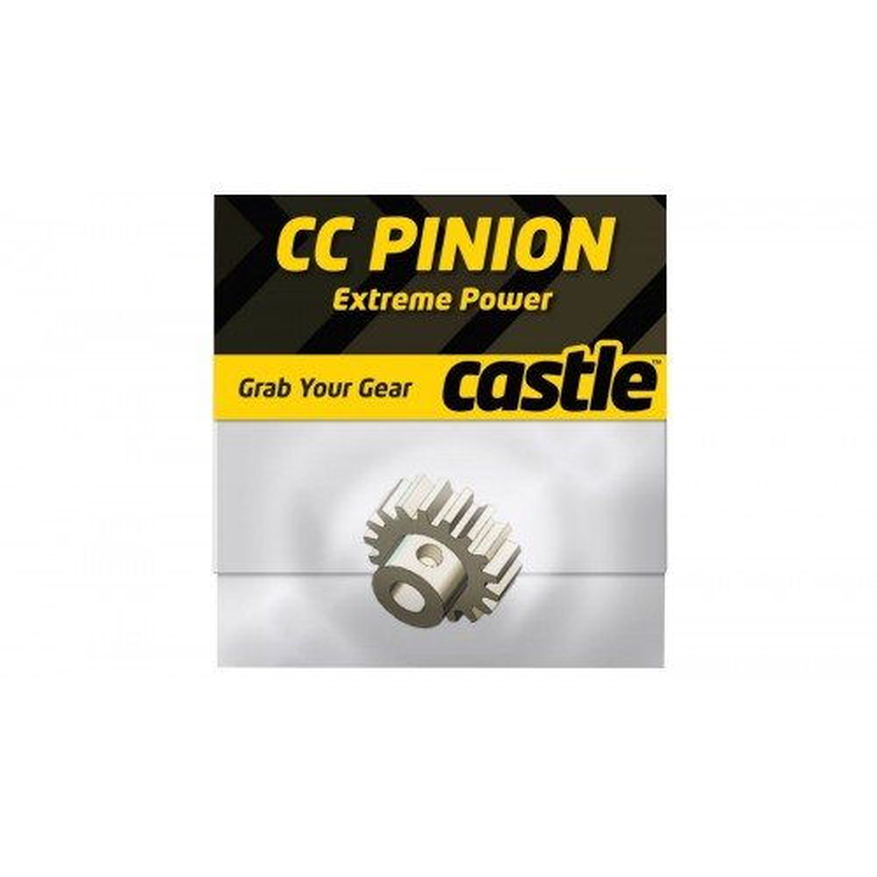 CSE010006508 Pignone 15 Denti Mod 1 CC Pinion, 15T
