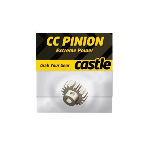 CC010006510 Pignone 17 Denti Mod 1 CC Pinion, 17T