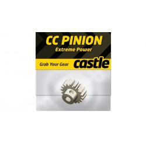 CSE010006510 Pignone 17 Denti Mod 1 CC Pinion, 17T