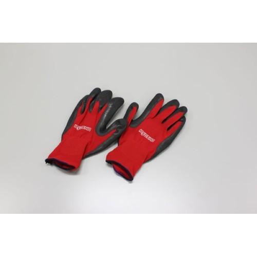 KY-80471M Guanti Pit Glove M, Rosso E Nero